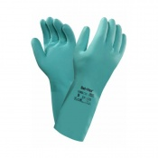 Ansell AlphaTec Solvex 37-675 Nitrile Chemical-Resistant Gauntlets