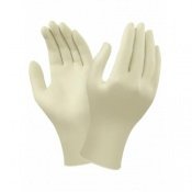 Ansell TouchNTuff 69-318 Disposable Latex Gloves