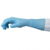 Ansell TouchNTuff 93-263 Disposable Long-Cuffed Nitrile Gloves