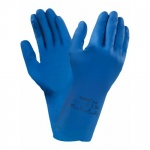 Ansell VersaTouch 87-195 Textured Latex Gauntlet Gloves