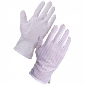 Supertouch Antistatic Gloves - PVC Dot Palm 2360