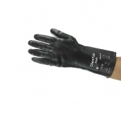 Ansell AlphaTec 38-612 Butyl Viton Chemical-Resistant Gauntlet Gloves