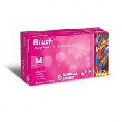 Aurelia Blush Medical Grade Nitrile Gloves 78885-9