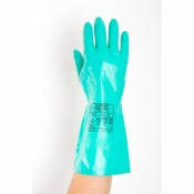 Aurelia Chem-Max Flock Lined Gauntlet Gloves 301