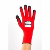 Aurelia Flex Plus Nitrile Palm Coated Oil Gloves 204