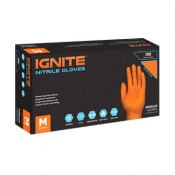 Aurelia Ignite Disposable Nitrile Examination Gloves 97887-0