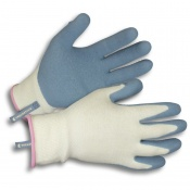 Clip Glove Bamboo Fibre Ladies Grip Gardening Gloves