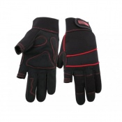 Blackrock 5400400 Fingerless Index and Thumb Machine Gloves