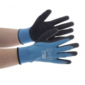 Blackrock 54309 Watertite Latex Coated Grip Gloves
