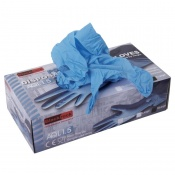 Blackrock Powder-Free Disposable Nitrile Gloves BRPFNG100