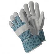 Briers Allium Blue Rigger Gardening Gloves B8689