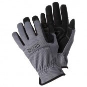 Briers Grey Flex and Protect Gardening Gloves B8739