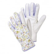 Briers Julie Dodsworth Lavender Garden Premium Comfy Gardening Gloves B8699