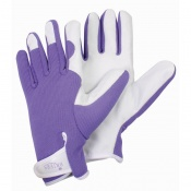 Briers Ladies Leather Gardening Gloves 5246