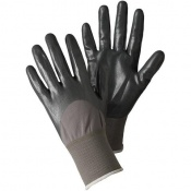 Briers Cool Grey Seed and Weed Gardening Gloves B7020