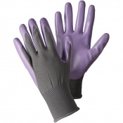 Briers Lavender Seed and Weed Gardening Gloves B7018