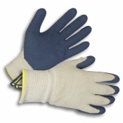 Clip Glove Cosy Chenille So Comfortable Latex Coated Gardening Gloves