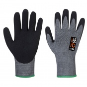 Portwest CT69 AHR+ Nitrile Foam Cut Level F Gloves