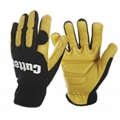 Cutter CW700 Deerskin Leather Men's Strimmer and Trimmer Work Gloves