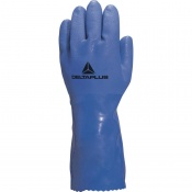 Delta Plus VE780 PVC Coated Cotton Lined Gloves