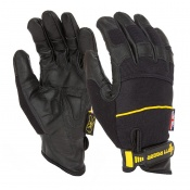 Dirty Rigger Leather Grip Heavy Duty Rigger Gloves DTY-LGRIP