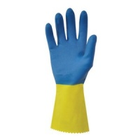 Polyco Duo Plus 60 Double Dipped Latex Glove RU560
