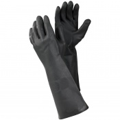 Ejendals Tegera 241 Extra Long Latex Chemical Resistant Gloves