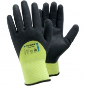 Ejendals Tegera 618 High Visibility Waterproof Work Gloves