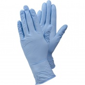 Ejendals Tegera 84501 Disposable Nitrile Gloves
