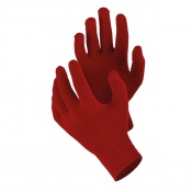 Flexitog Vostok Thermal Red Liner Gloves FG400R