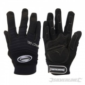 Silverline Gel Comfort Gloves 651018
