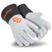 HexArmor Chrome SLT 4062 Arc Flash Gloves with Extended Cuffs