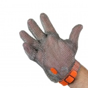 Honeywell Chainextra Butchers Glove with Plastic Strap