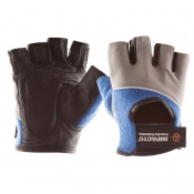 Impacto 400 Gel Padded Half-Finger Impact Gloves