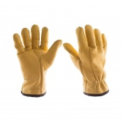 Impacto BG650 Cowhide Vibration-Resistant Leather Air Gloves