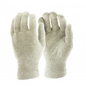 Insulating Silver Liner Gloves (Bulk Pack of 12 Pairs)
