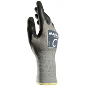 Mapa KryTech 585 Nitrile-Coated Cut Level C Gloves with Knitwrist