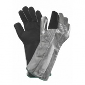 Marigold Industrial Comaflame Heat-Resistant Aluminised Gauntlet Gloves