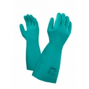 Marigold Industrial Flexiproof 40 Chemical-Resistant Nitrile Gauntlet Gloves
