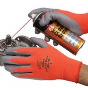 Polyco Matrix Red N Nylon Work Gloves MRN