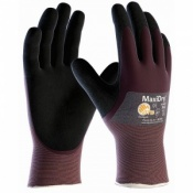 MaxiDry 3/4 Coated Gloves 56-425 (Pack of 12 Pairs)