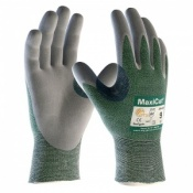 MaxiCut Palm Coated Cut Level 3 Grip Gloves 34-450 (Pack of 12 Pairs)