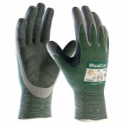 MaxiCut Resistant Level 3 Oil Gloves 34-450LP