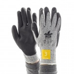 MCR Safety CT1007PU Level 3 Cut Pro Safety Gloves