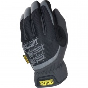 Mechanix Wear Fastfit Black Lightweight Touchscreen Gloves MFF-05