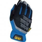 Mechanix Wear Fastfit Blue Lightweight Touchscreen Gloves MFF-05