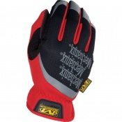 Mechanix Wear Fastfit Red Lightweight Touchscreen Gloves MFF-05