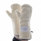 Polyco Bakers Mitt Heat Protection Gloves 7724