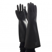 Polyco Chemprotec Unlined Middleweight Chemical Resistant Gloves