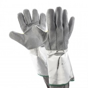 Polyco Foundry Heatbeater Heat Resistant Gloves 757 (Bulk Pack of 10)